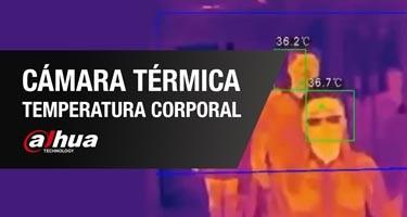 Dahua cámaras termicas